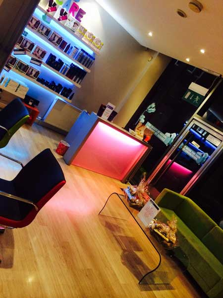 Mokoko hair salon aberdeen the colour specialists for Aberdeen beauty salon