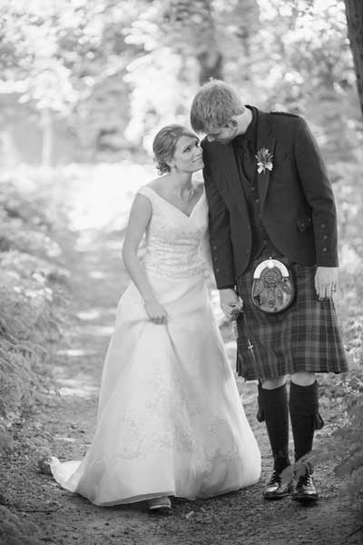 Mokoko Aberdeen Hairdressers Wedding Photo 8