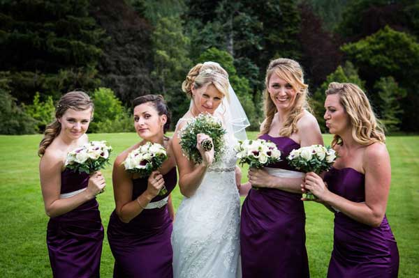 Mokoko Aberdeen Hairdressers Wedding Photo 2