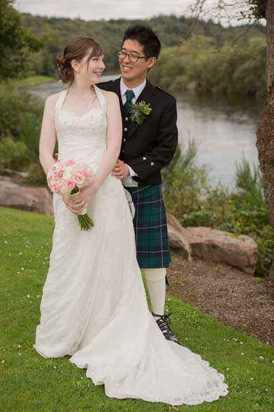 Mokoko Aberdeen Hairdressers Wedding Photo 1