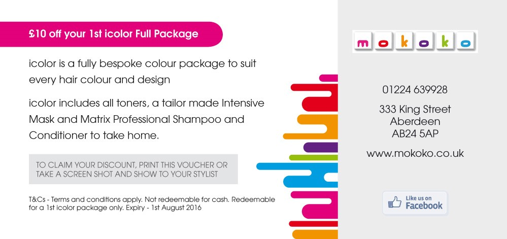 Mokoko Hair Voucher Discount