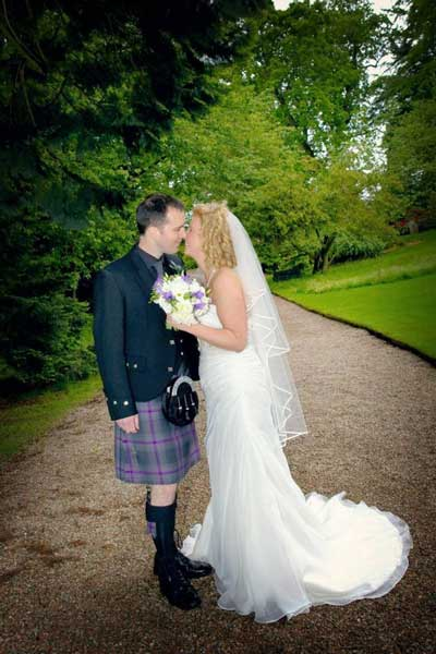 Mokoko Aberdeen Hairdressers Wedding Photo 12