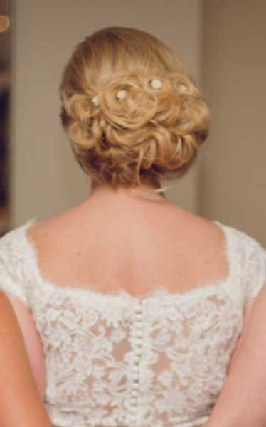 Mokoko Aberdeen Hairdressers Wedding Photo 10